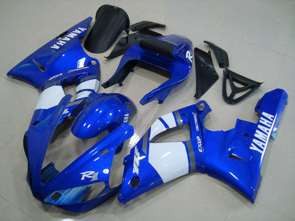 Lower YZF-R1 sportbike fairing