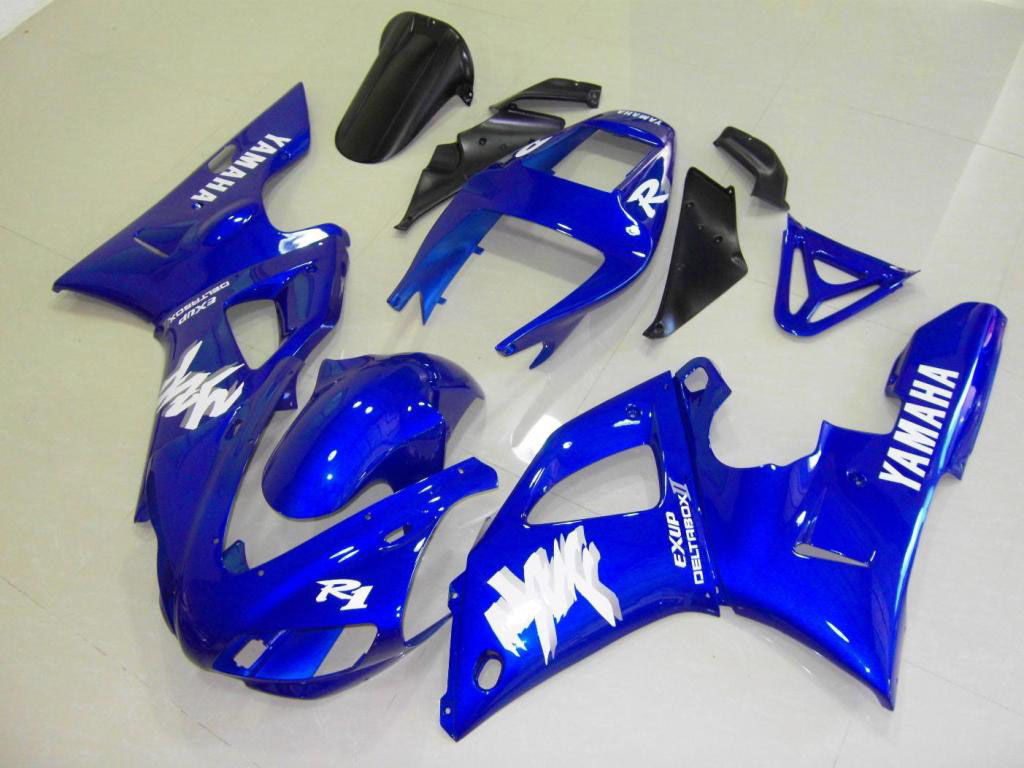ABS motorcycles Yamaha YZF-R1 fairing