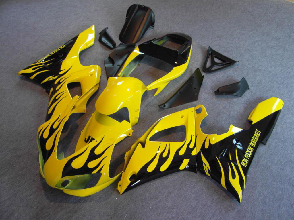 Lower motorcycle Yamaha YZF-R1 fairing