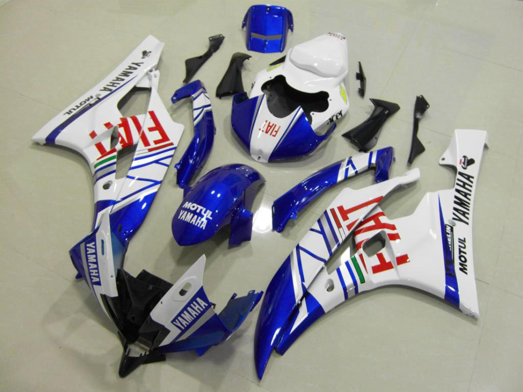 ABS aftermarket Yamaha YZF-R6 fairing