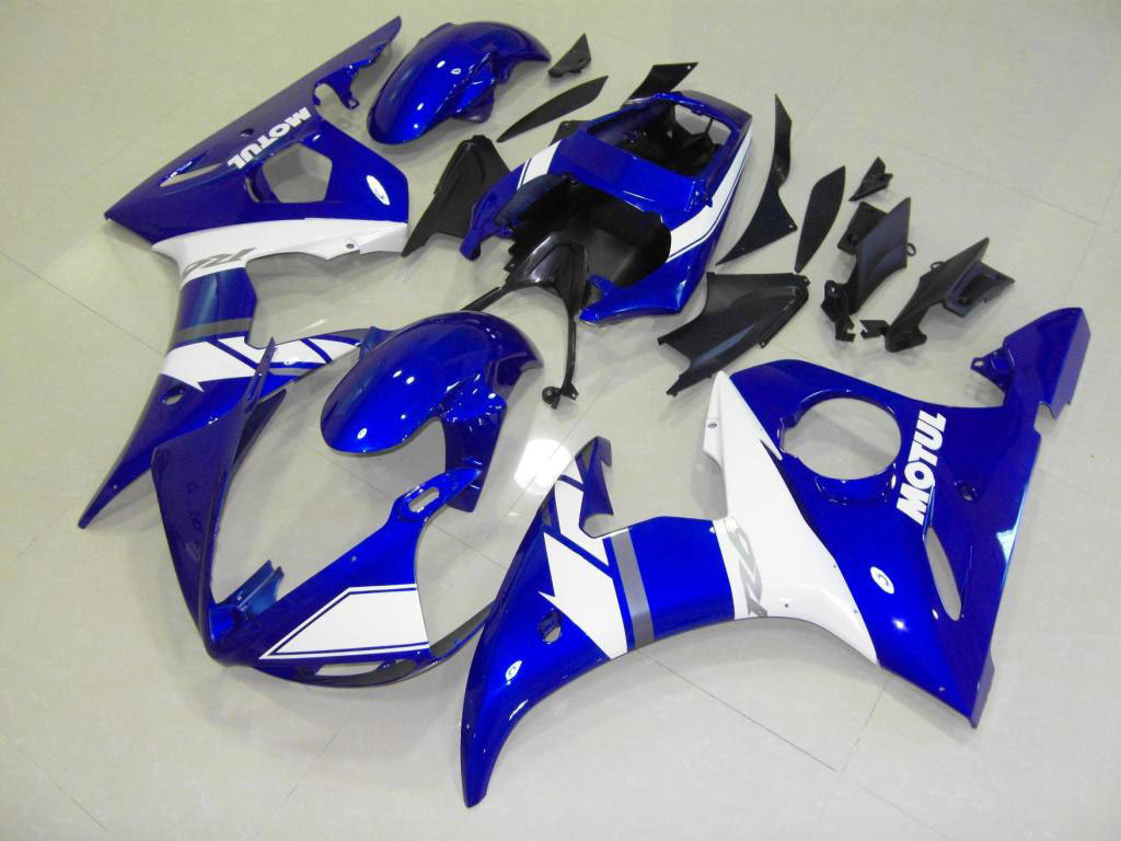 Lower aftermarket Yamaha YZF-R6 fairing