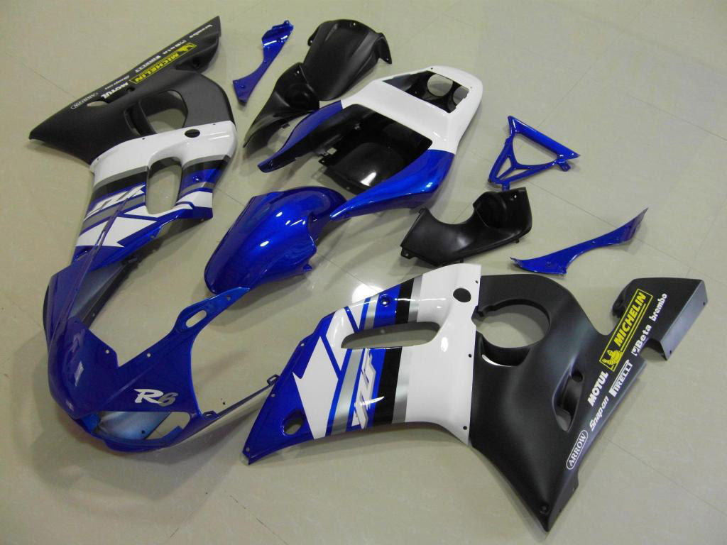 Cheap Yamaha YZF R6 motorbike fairings uk