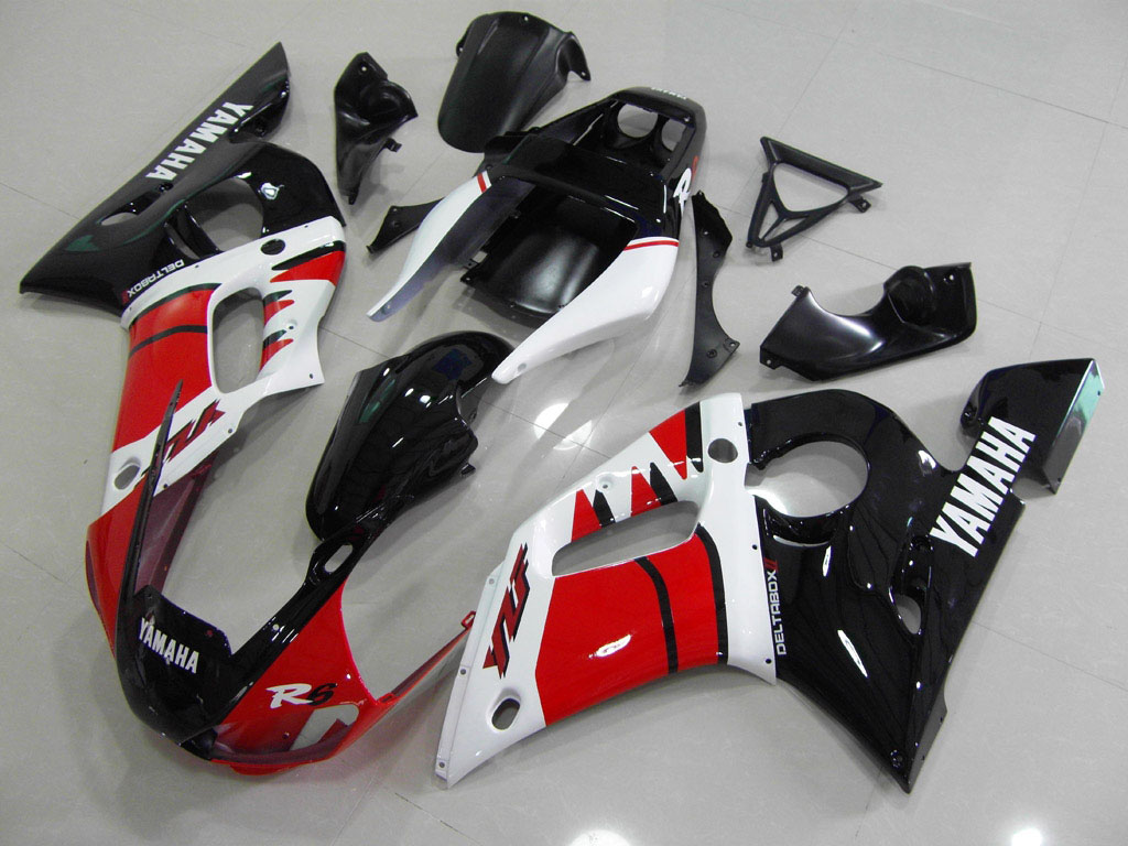 Yamaha YZF R6 motorbike fairing for Us. Uk. Au. Br