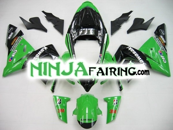 Ireland Ninja ZX10R fairings