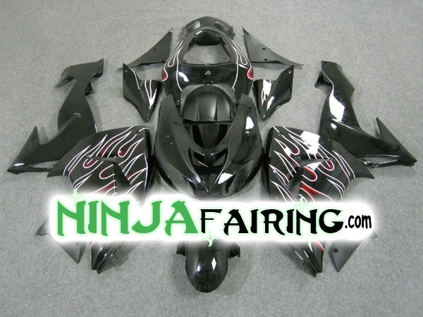 2007 best aftermarket fairings ZX10R