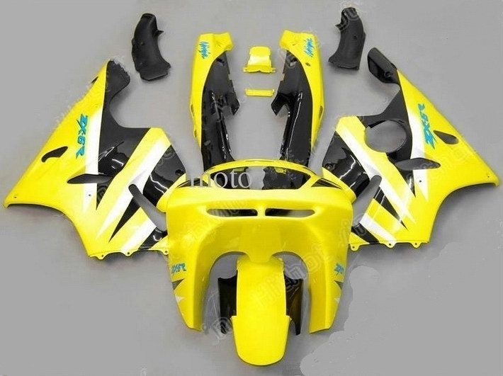 USA ABS fairing kawasaki ninja zx6r on sale ---Yellow