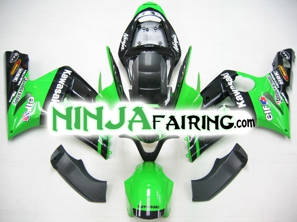 ELF EDITION - 03-04 Europe Ninja ZX6R FAIRINGS SUPPLIERS