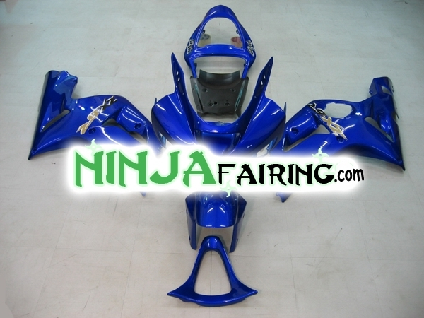 OEM Kawasaki Ninja ZX6R fairing kit for sale