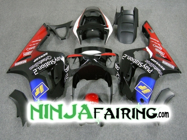 USA ABS ZX6R FAIRING OEM