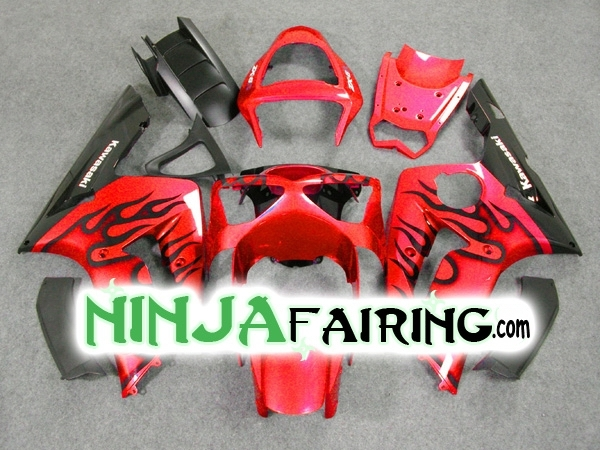 Houston ABS ZX6R FAIRING ON sale