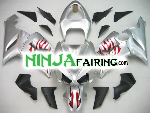 UK NINJA ZX6R FAIRINGS SUPPLIER