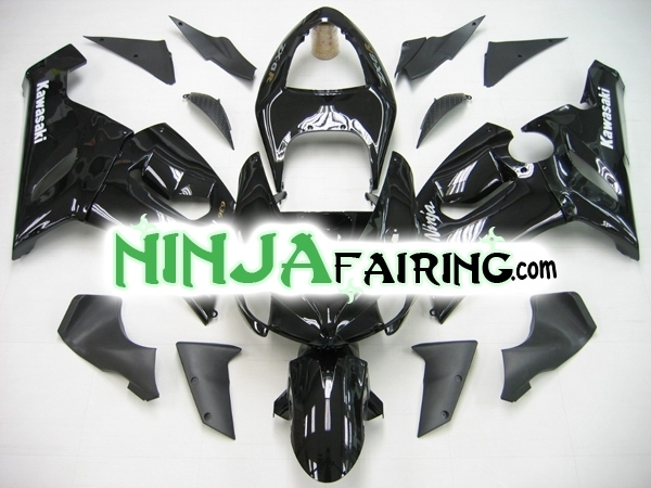 France ninja zx6r fairings for kawasaki