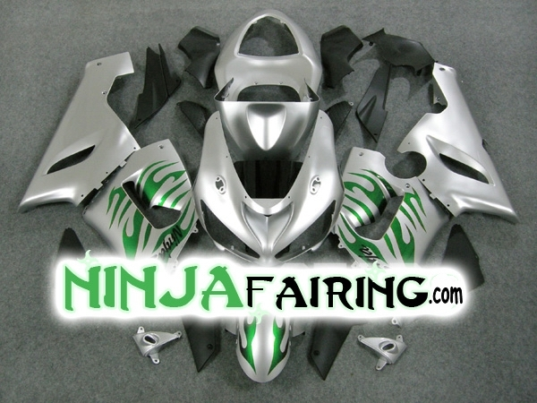 ABS kawasaki zx6r fairings in Dallas