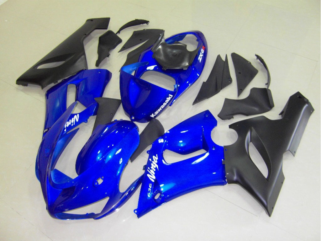 Europe wholesale motorcycle fairings for zx6r